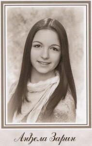 2014-2015 Andjela Zarin